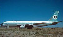 Eagle Airlines of Iceland - Boeing 707